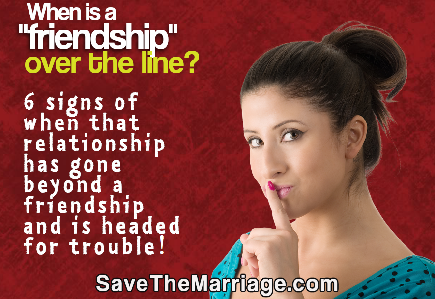 Is It Emotional Infidelity?: #58 Save Your Marriage Podcast