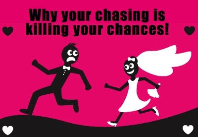 Chasing Is Killing Your Chances – Save The Marriage: Even if only